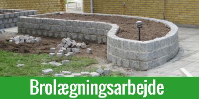 Brolægning i Odense fra brolægger på Fyn